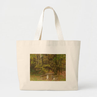 Table in the woods bags