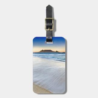 Table Mountain Across Table Bay Bag Tags