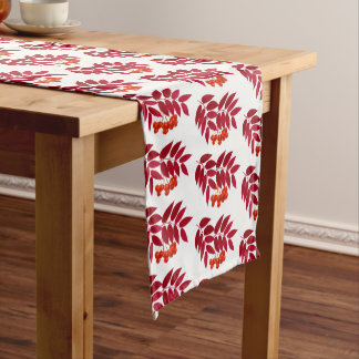Table Runner-Autumn Berries Short Table Runner