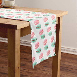 Table Runner-Macarons Short Table Runner