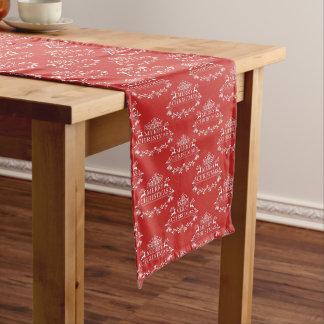 Table Runner-Merry Christmas Long Table Runner