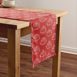 Table Runner-Merry Christmas Medium Table Runner