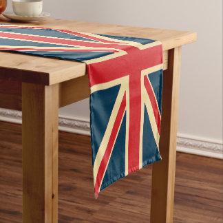 Table runner of 35.5 cm X 183 cm Flag the U.K.