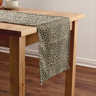 Table runner of 35.5 cm X 183 cm Leopard