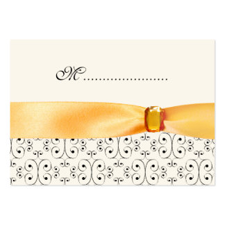 Table Seating Card Topax Wedding Set Business Cards