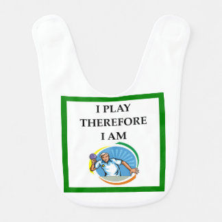 table tennis bib