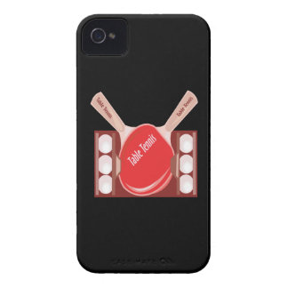 Table Tennis iPhone 4 Case-Mate Case