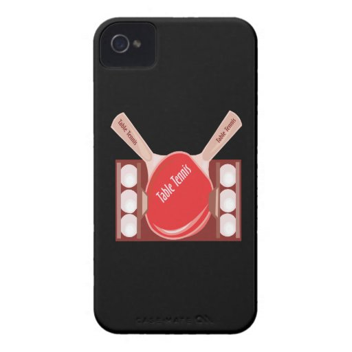 Table Tennis Blackberry Bold Cover