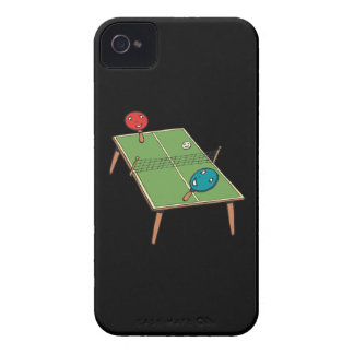 Table Tennis iPhone 4 Case-Mate Cases