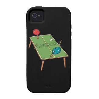 Table Tennis Case-Mate iPhone 4 Case