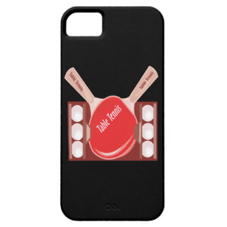 Table Tennis iPhone 5 Cover