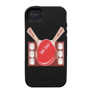 Table Tennis iPhone 4 Covers