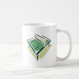 Table Tennis Coffee Mug