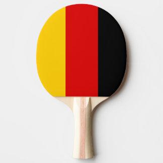 Table Tennis German Team Paddle
