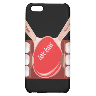 Table Tennis iPhone 5C Cover