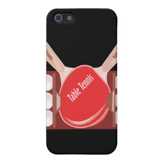 Table Tennis Cover For iPhone 5