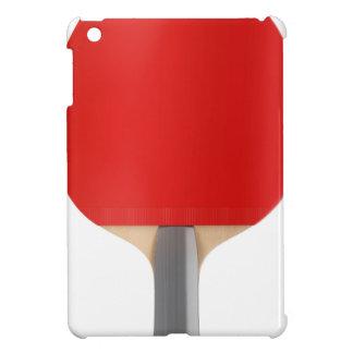Table tennis racket case for the iPad mini