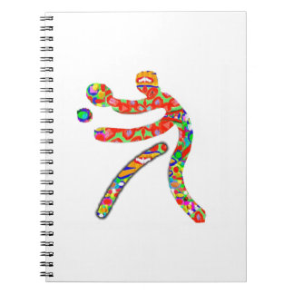 TABLE TENNIS Sports Note Book