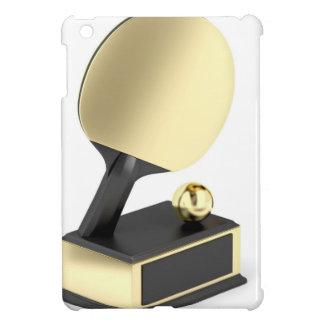 Table tennis trophy iPad mini cover