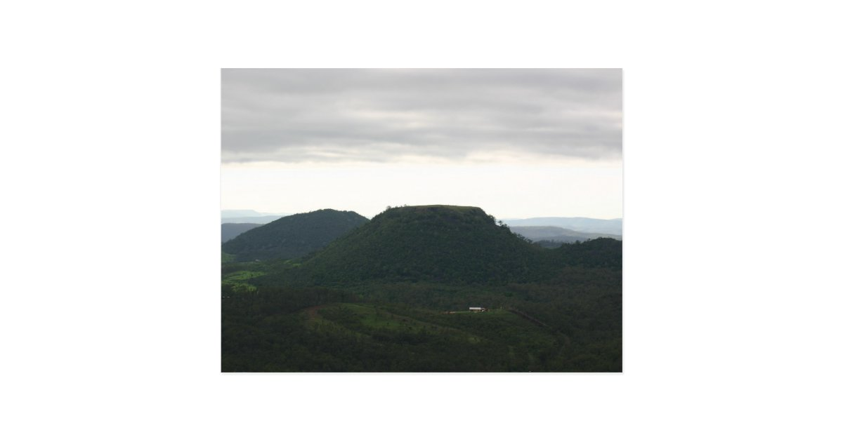 Baby Gift Baskets Toowoomba : Table top mountain toowoomba postcard zazzle