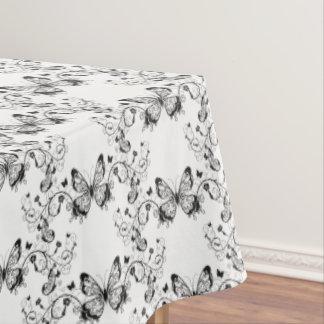 """Tablecloth """"60x84"""" -Butterflies"""