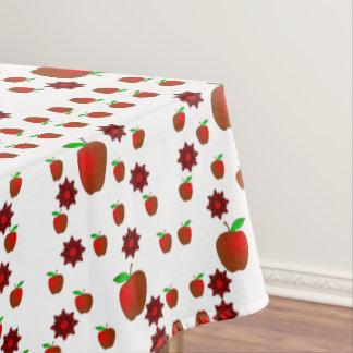 Tablecloth Apples