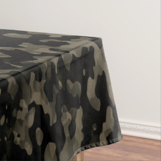 Tablecloth Camouflage, 132 cm X 178 cm