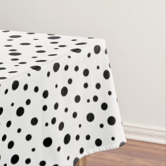 Tablecloth-Polka Dots Tablecloth