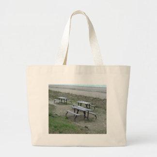 Tables Wasaga Beach Tote Bags