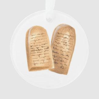 Tablets Ornament