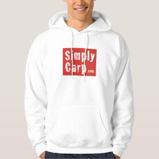 Tabloid Hoddie Front Hooded Sweatshirt