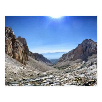 Taboose Pass - Sierra Postcard