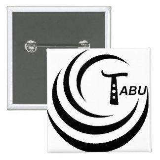 Tabu Logo no back TABU clear LARGE PNG Buttons