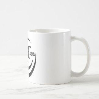 Tabu T Logo Large Black color Mugs