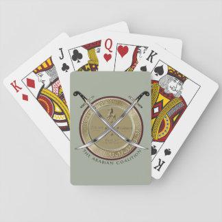 TAC Logo Playing Cards