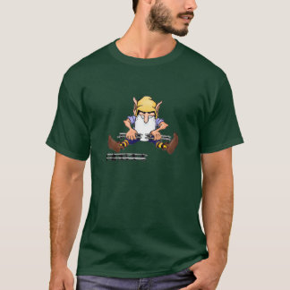 Tack Laying Elf T-Shirt