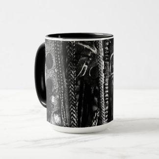 Tack on the Wall coffee mug