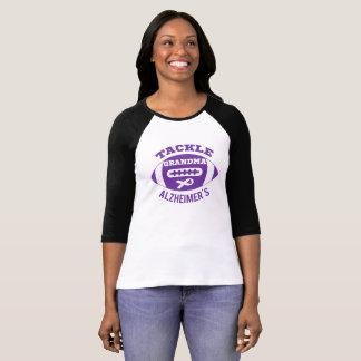 Tackle Grandma Alzheimer T-Shirt