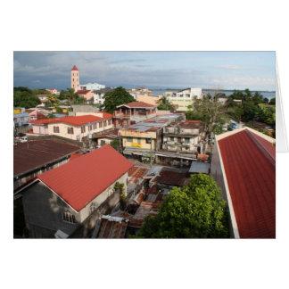 Tacloban City Greeting Card
