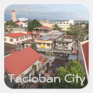 Tacloban City Sticker