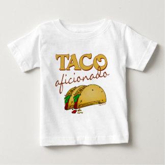Taco Aficionado Baby T-Shirt