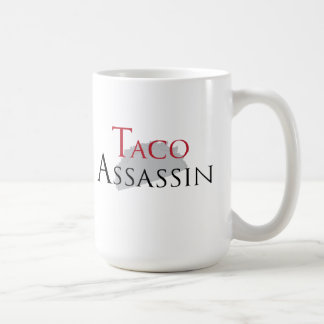 Taco Assassin Mug
