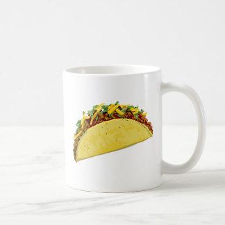 Taco Basic White Mug