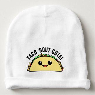 Taco Bout Cute Baby Beanie