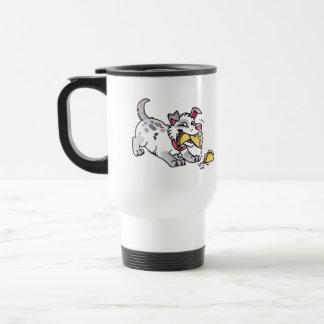 Taco Dog Travel Mug