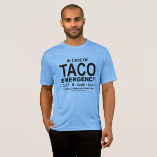 Taco Emergency (for lite bg) T-Shirt