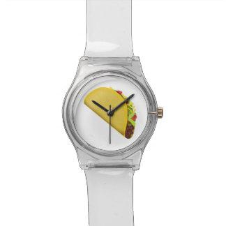 Taco Emoji Wristwatches