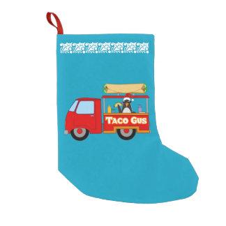 Taco Gus 2 Small Christmas Stocking