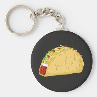 Taco Key Chain