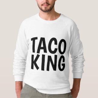 TACO KING Funny Men's t-shirts & sweatshirts